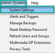 SMTP Setup – Xima Software Support Portal
